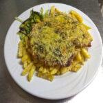 Olaszos kemencés csirke steak burgonyával