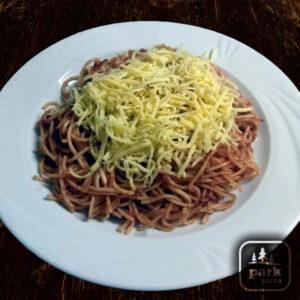 Bolognai spagetti házhozszállítás pécs pellérd